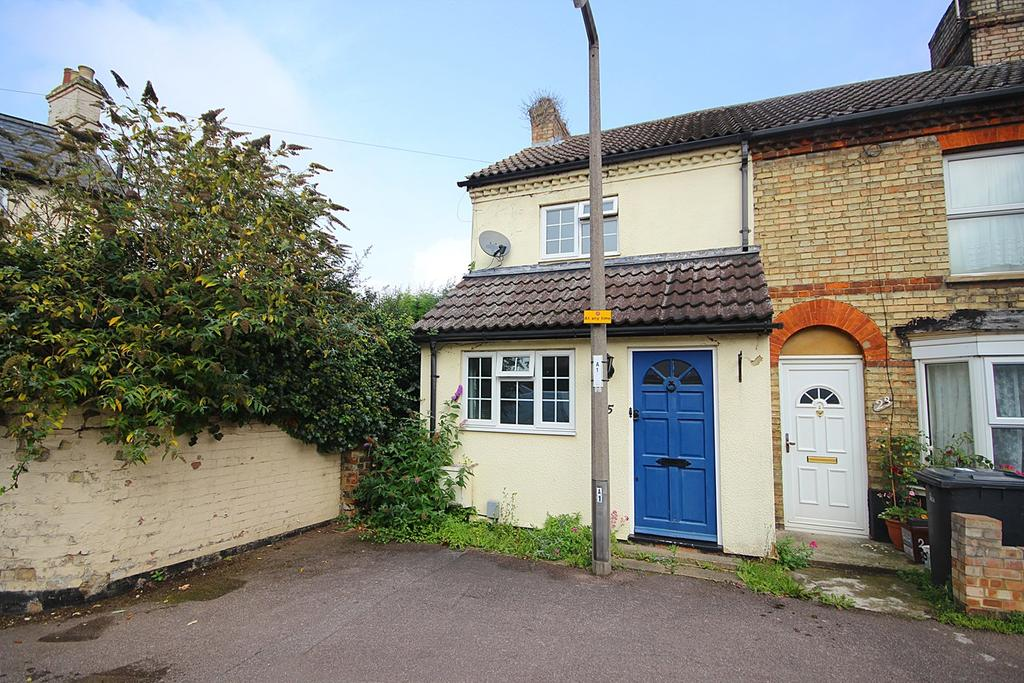 2 Bedrooms End Of Terrace House for sale in Hospital Road, Arlesey, SG15