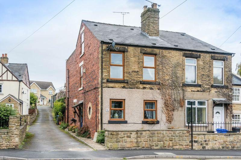 4 Bedrooms Semi Detached House for sale in High Street, Ecclesfield, S35 9XA - Close To Local Amenities