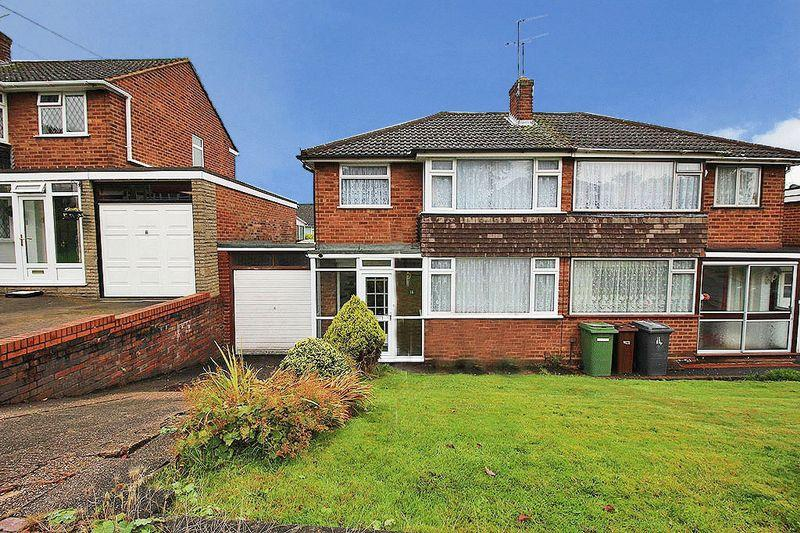 3 Bedrooms Semi Detached House for sale in Camberley Crescent, ETTINGSHALL PARK