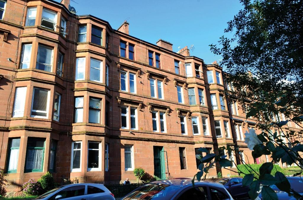 1 Bedroom Flat for sale in White Street, Flat 2/2 , Partick, Glasgow, G11 5EB