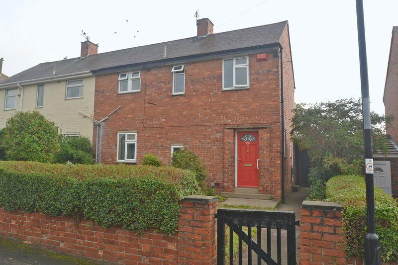 3 Bedrooms Semi Detached House for sale in Harnham Avenue, North Shields