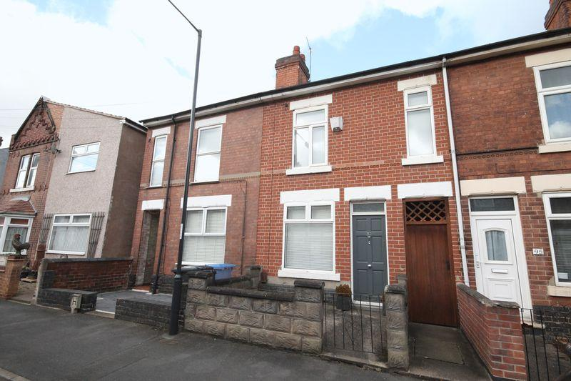 3 Bedrooms Terraced House for sale in EDEN STREET, ALVASTON