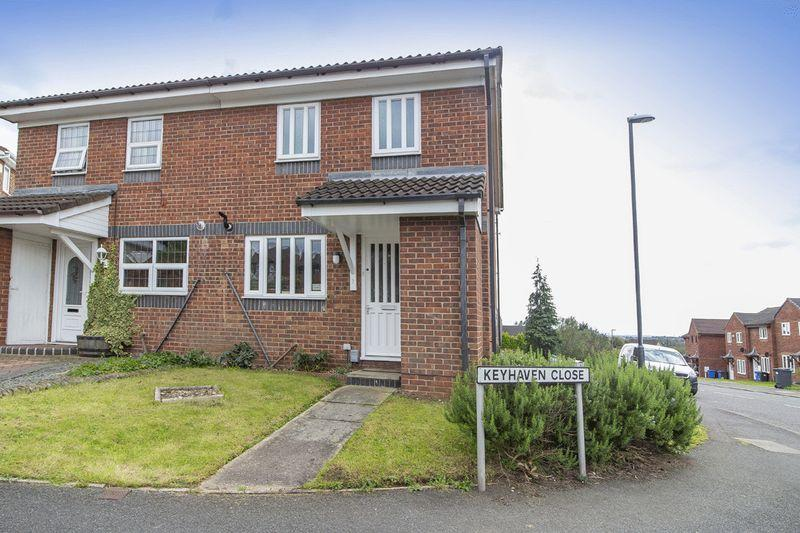 3 Bedrooms Semi Detached House for sale in KEYHAVEN CLOSE, DERWENT HEIGHTS