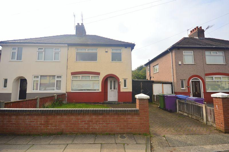 3 Bedrooms Semi Detached House for sale in Westcliffe Road, West Derby