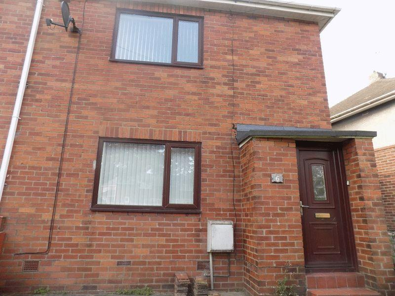 2 Bedrooms Semi Detached House for rent in Sycamore Avenue, Guide Post, Choppington -Two Bedroom Semi Detached