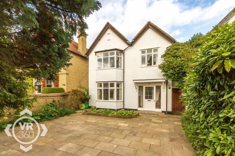 4 Bedrooms Detached House for sale in Banbury Road, Summertown