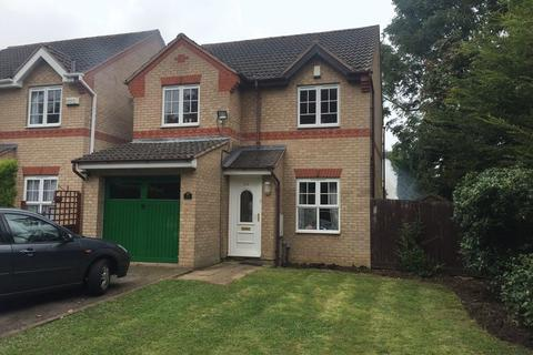 3 bedroom detached house to rent - Tay Close Corby
