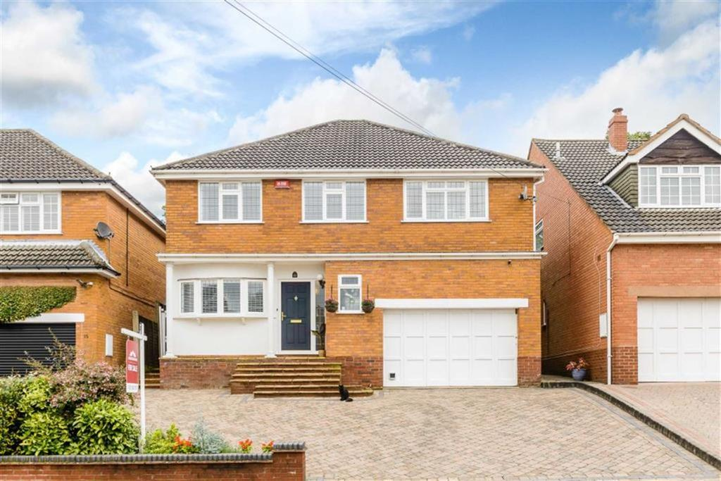 4 Bedrooms Detached House for sale in Morningside, Sutton Coldfield, West Midlands