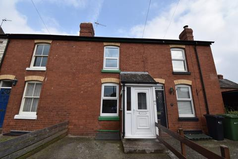 2 bedroom terraced house to rent - Westfaling Street, Hereford