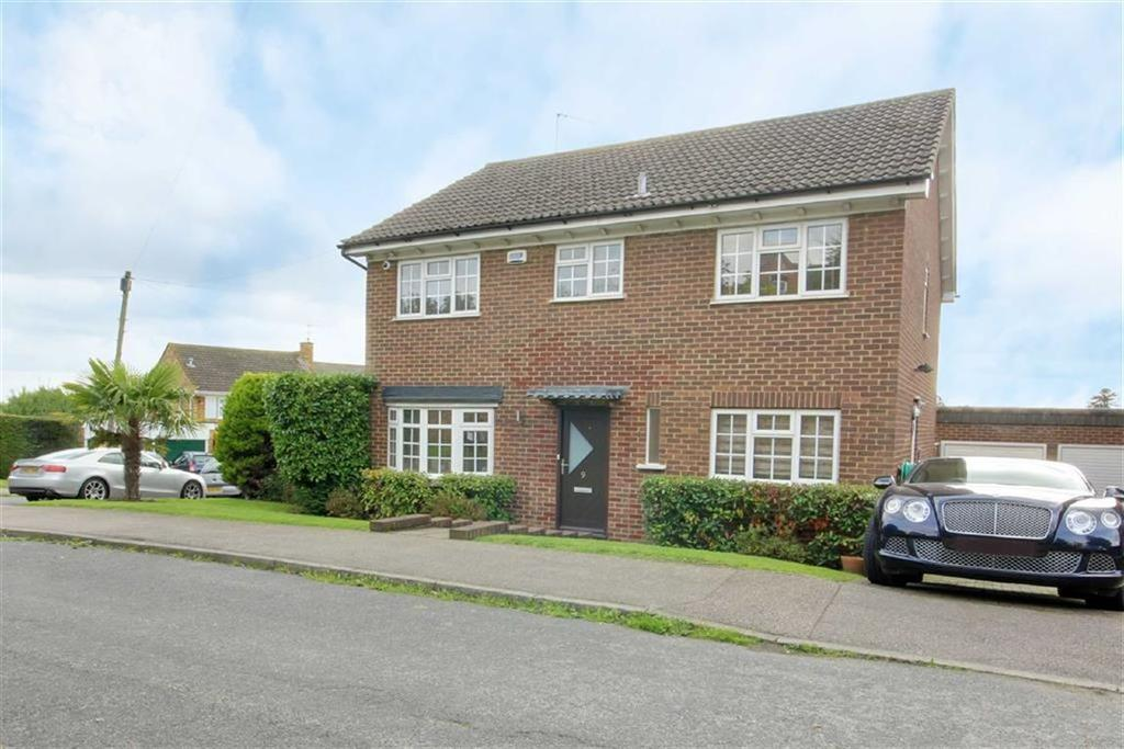 4 Bedrooms Detached House for sale in Vicarage Close, Northaw, Hertfordshire