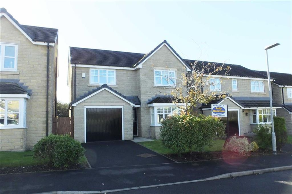 4 Bedrooms Detached House for sale in Aspen Grove, Earby, Lancashire, BB18