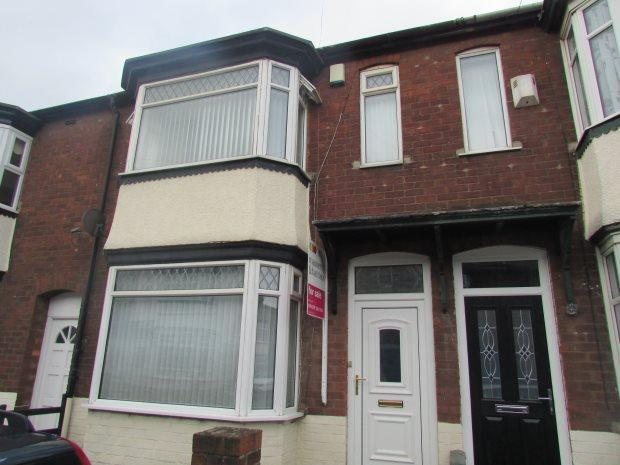 3 Bedrooms Terraced House for sale in WHITFIELD DRIVE, FOGGY FURZE, HARTLEPOOL