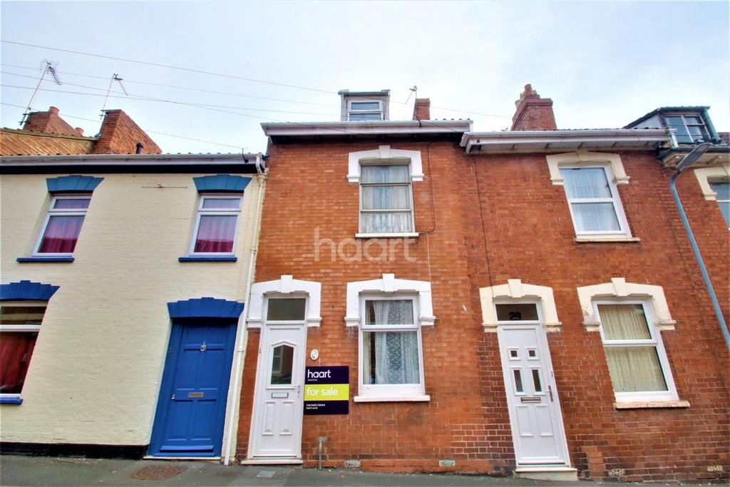 2 Bedrooms Terraced House for sale in Silver Street, Central Bridgwater