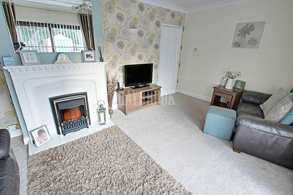 2 Bedrooms Terraced House for sale in Jaunty Lane, Basegreen, S12