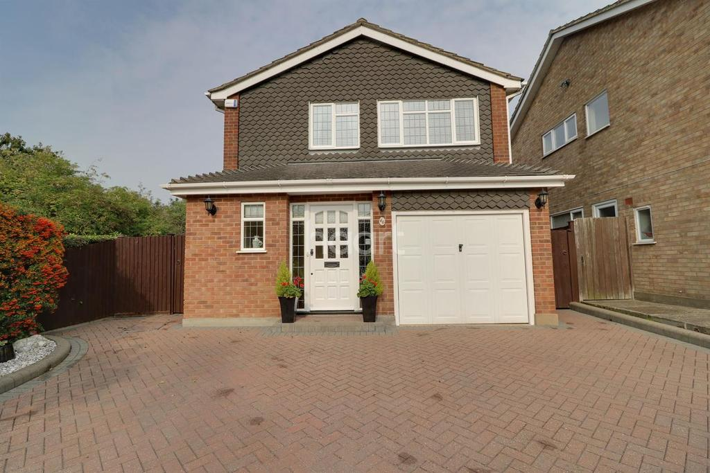 4 Bedrooms Detached House for sale in Cheapside East, Rayleigh
