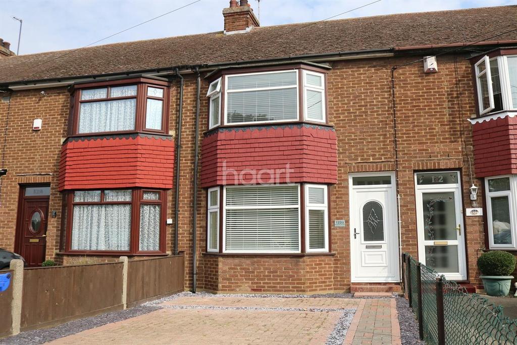 2 Bedrooms Terraced House for sale in Halfway Road