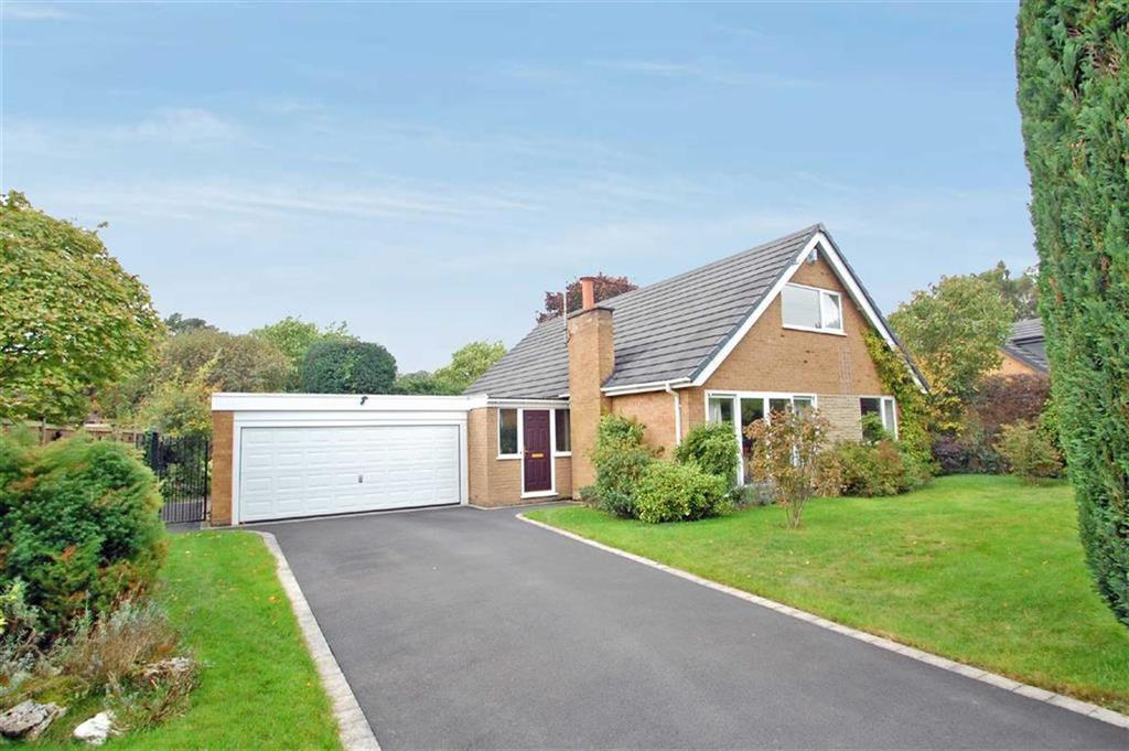 4 Bedrooms Detached Bungalow for sale in Overhill Lane, Wilmslow Park North, Wilmslow, Cheshire
