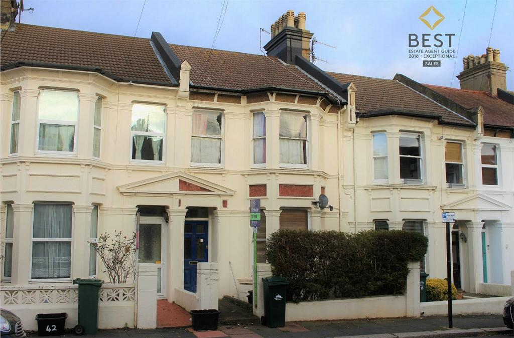1 Bedroom Flat for sale in Compton Road, BRIGHTON, East Sussex