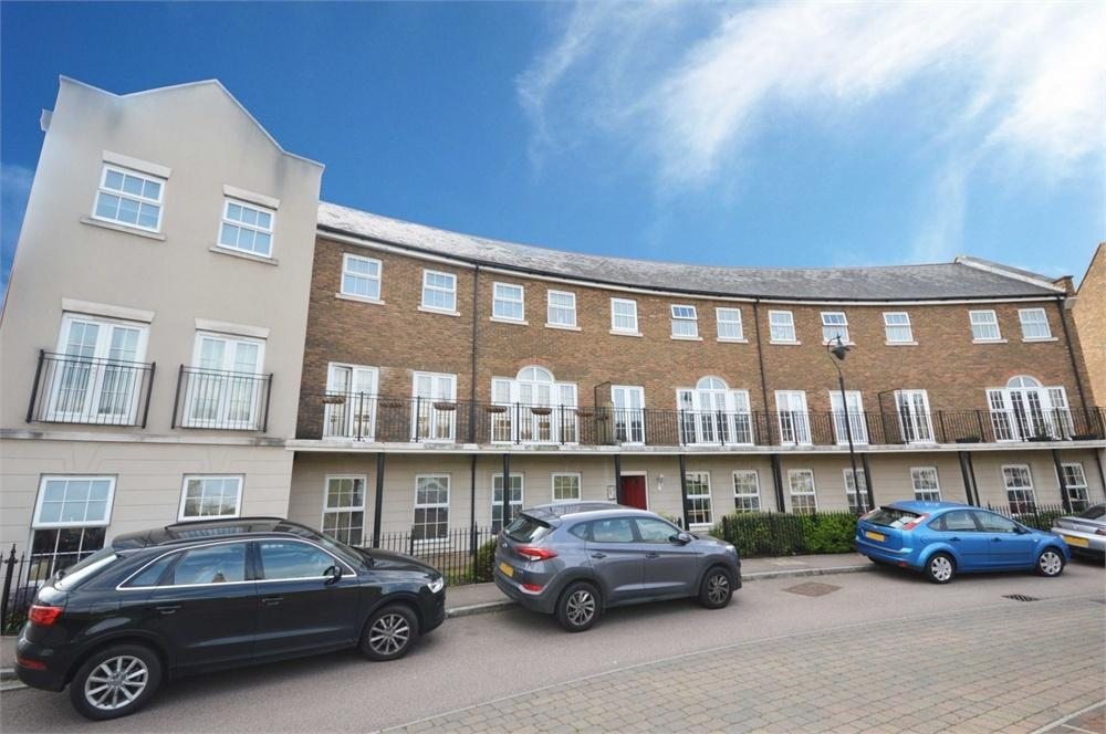 1 Bedroom Flat for sale in Palladian Circus, Ingress Park, Greenhithe