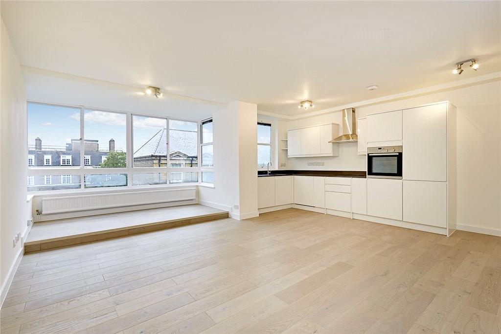 2 Bedrooms Flat for sale in Cheyne Walk, Chelsea, London, SW3