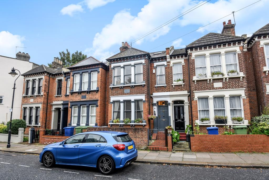 5 Bedrooms Terraced House for sale in Mcdowall Road Camberwell SE5