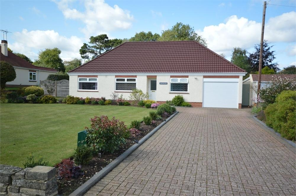 3 Bedrooms Detached Bungalow for sale in Firstholme, Poplars Close, New Barn