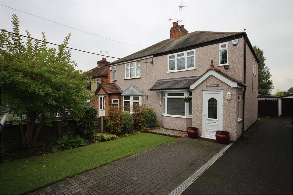 3 Bedrooms Semi Detached House for sale in Breach Oak Lane, Corley, Coventry, Warwickshire