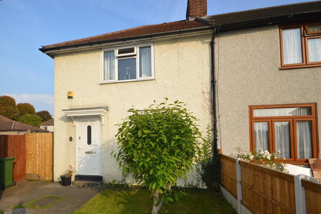 3 Bedrooms End Of Terrace House for sale in Malpas Road, Dagenham, RM9 5SD