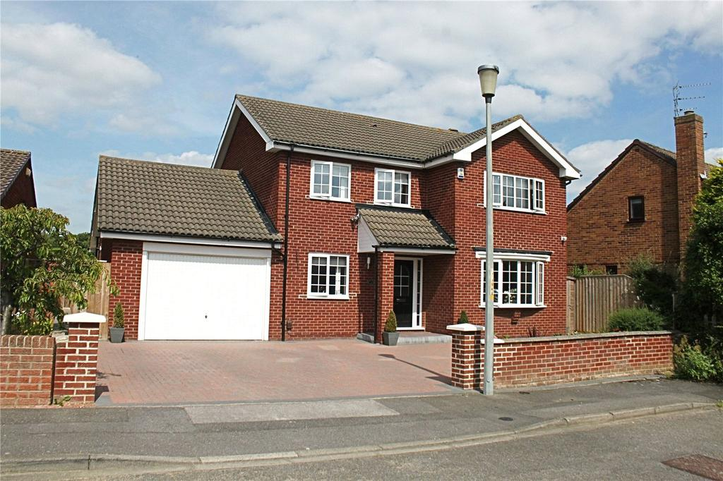 4 Bedrooms Detached House for sale in Thornside, Ingleby Barwick