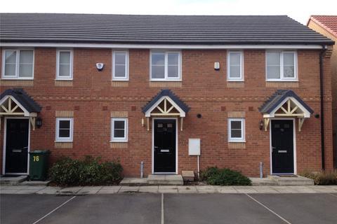 2 bedroom terraced house to rent - Greensforge Drive, Ingleby Barwick
