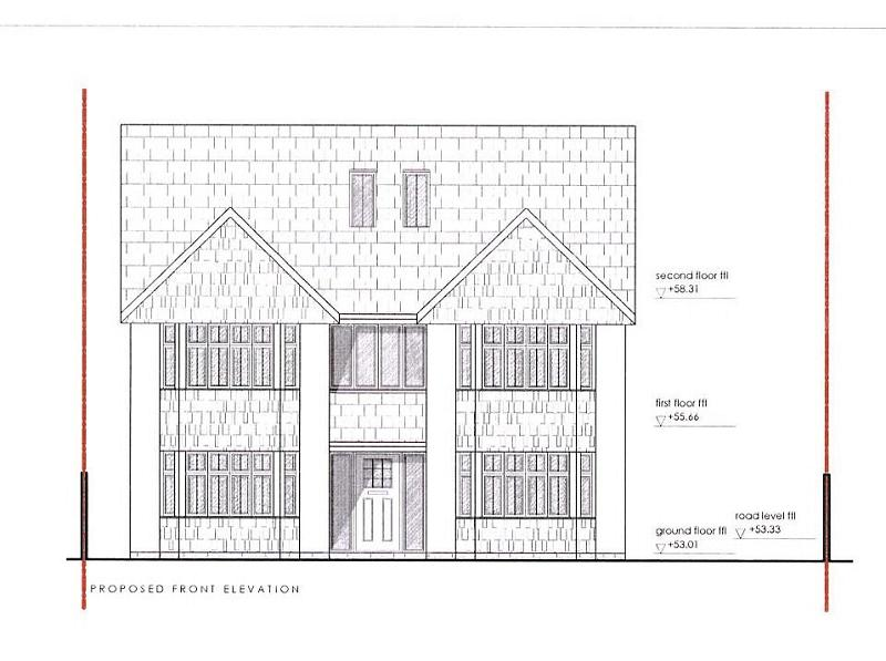 Plot Commercial for sale in Brynamman Road, Lower Brynamman, Ammanford, Carmarthenshire.