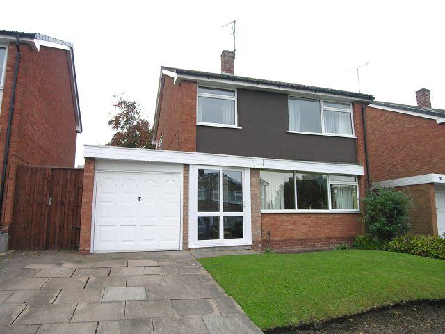 3 Bedrooms Detached House for sale in Liskeard Road,Park Hall,Walsall