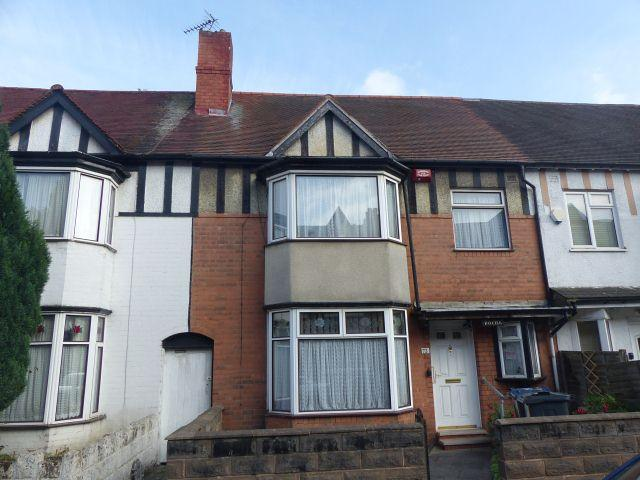 3 Bedrooms Terraced House for sale in Whitehall Road,Handsworth,Birmingham