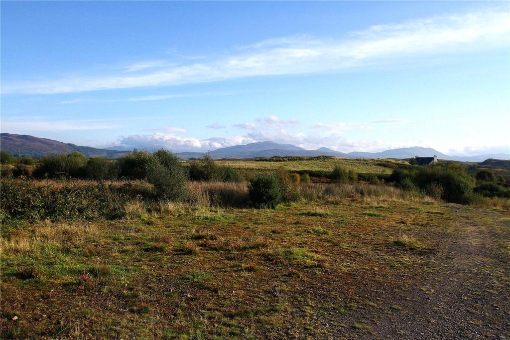 Land Commercial for sale in Croft 5A, Kilvaree, Connel, Oban, PA37