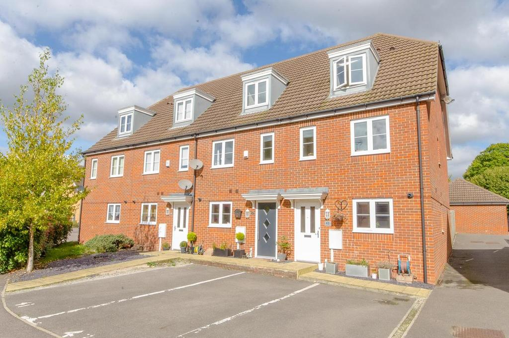 3 Bedrooms End Of Terrace House for sale in Roman Way, Maidstone, Kent