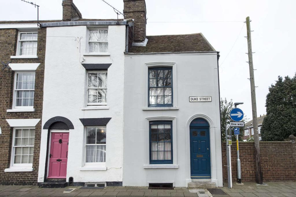 2 Bedrooms Cottage House for sale in Duke Street, Deal