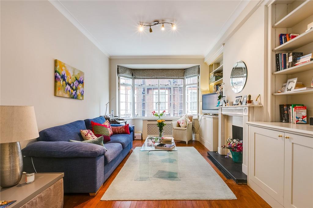 1 Bedroom Flat for sale in Warwick Gardens, Kensington, London