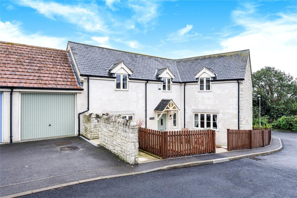 4 Bedrooms Link Detached House for sale in Preston, Weymouth, Dorset
