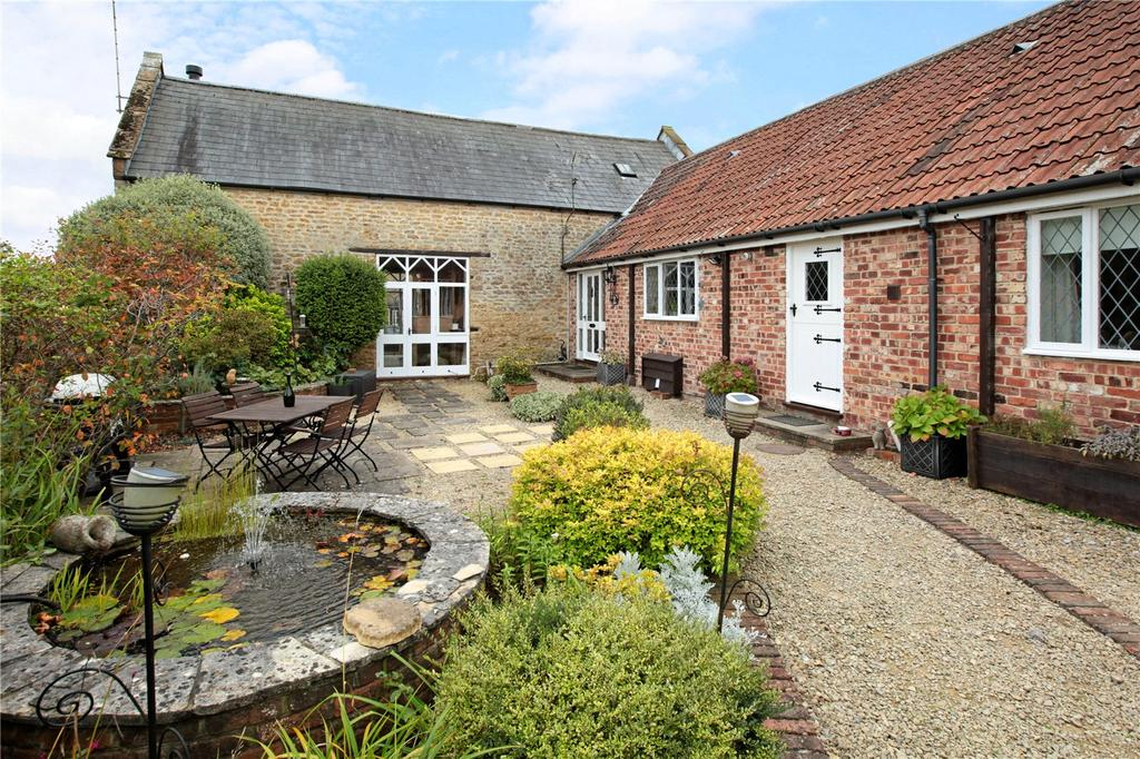 4 Bedrooms Barn Conversion Character Property for sale in Hill Farm, South Perrott, Beaminster, Dorset