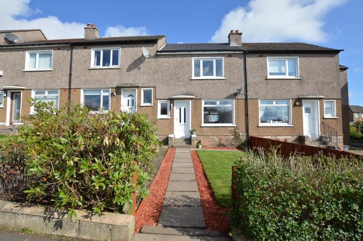 2 Bedrooms Terraced House for sale in 76 Nevis Road, Bearsden, G61 4LF