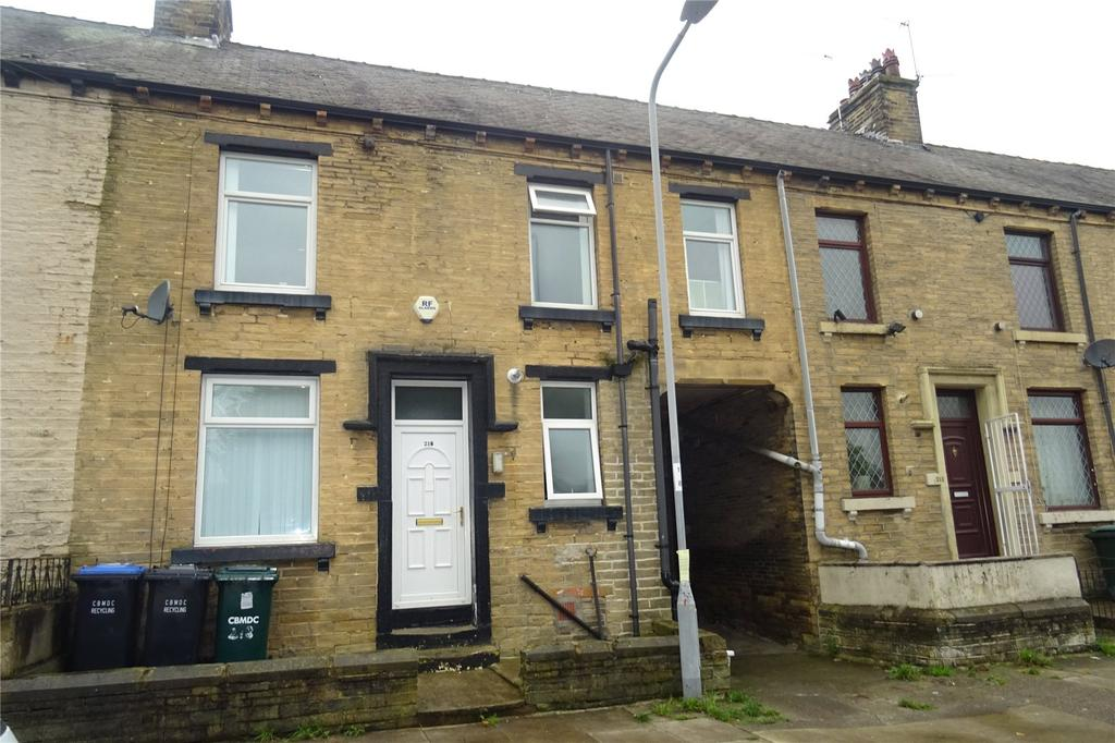 2 Bedrooms Terraced House for sale in Upper Castle Street, Bradford, West Yorkshire, BD5