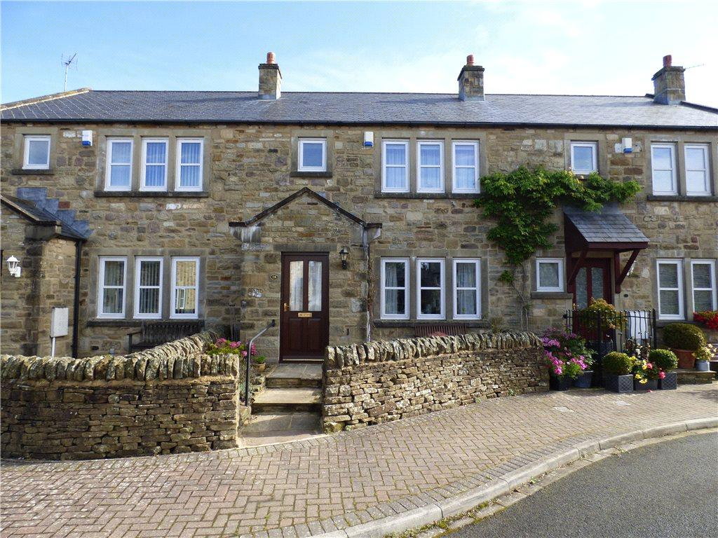 3 Bedrooms Terraced House for sale in Hartley Green, Long Preston, Skipton, North Yorkshire