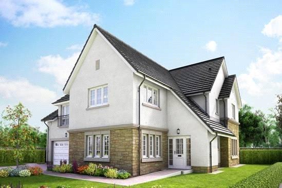 5 Bedrooms Detached House for sale in Plot 18, The Lowther, Liberton Grange, Edinburgh, Midlothian