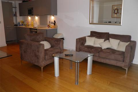 2 bedroom flat to rent - Eden House, Water Gardens Square, London, SE16
