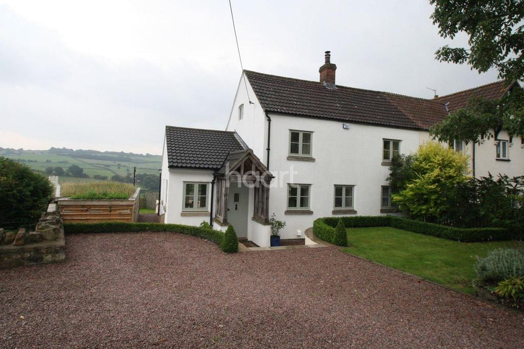 2 Bedrooms Semi Detached House for sale in English Bicknor, Gloucestershire