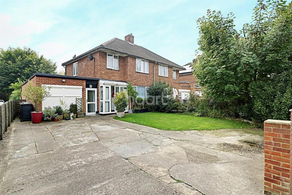 3 Bedrooms Semi Detached House for sale in Autumn Exclusive In Putteridge