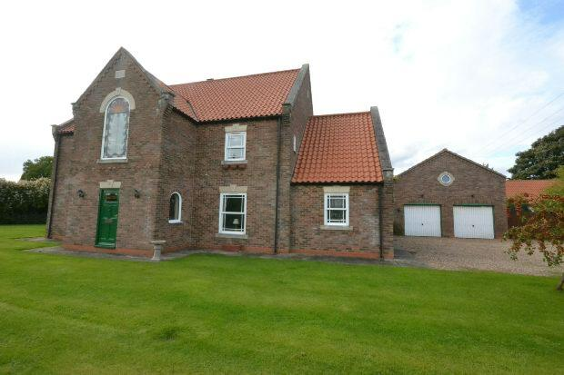 4 Bedrooms Detached House for sale in Meadow Lane, North Cockerington, LOUTH