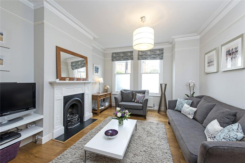 4 Bedrooms Terraced House for sale in Cheriton Square, London, SW17
