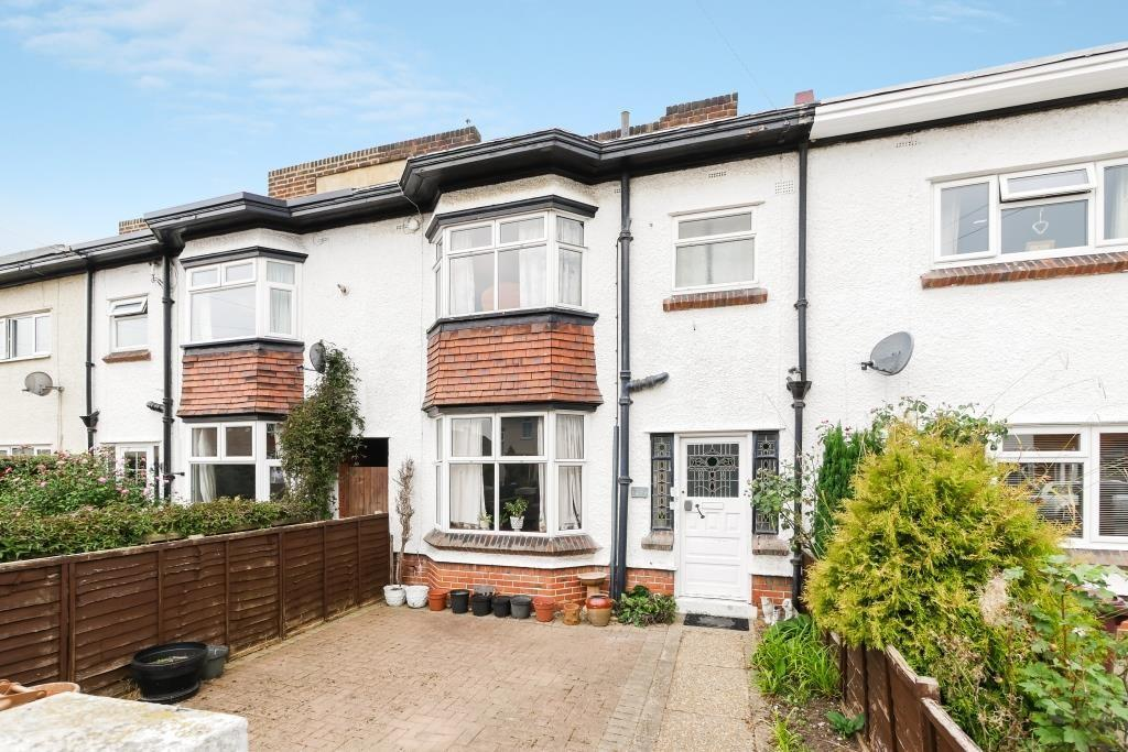 3 Bedrooms Terraced House for sale in Brunswick Road, Ipswich