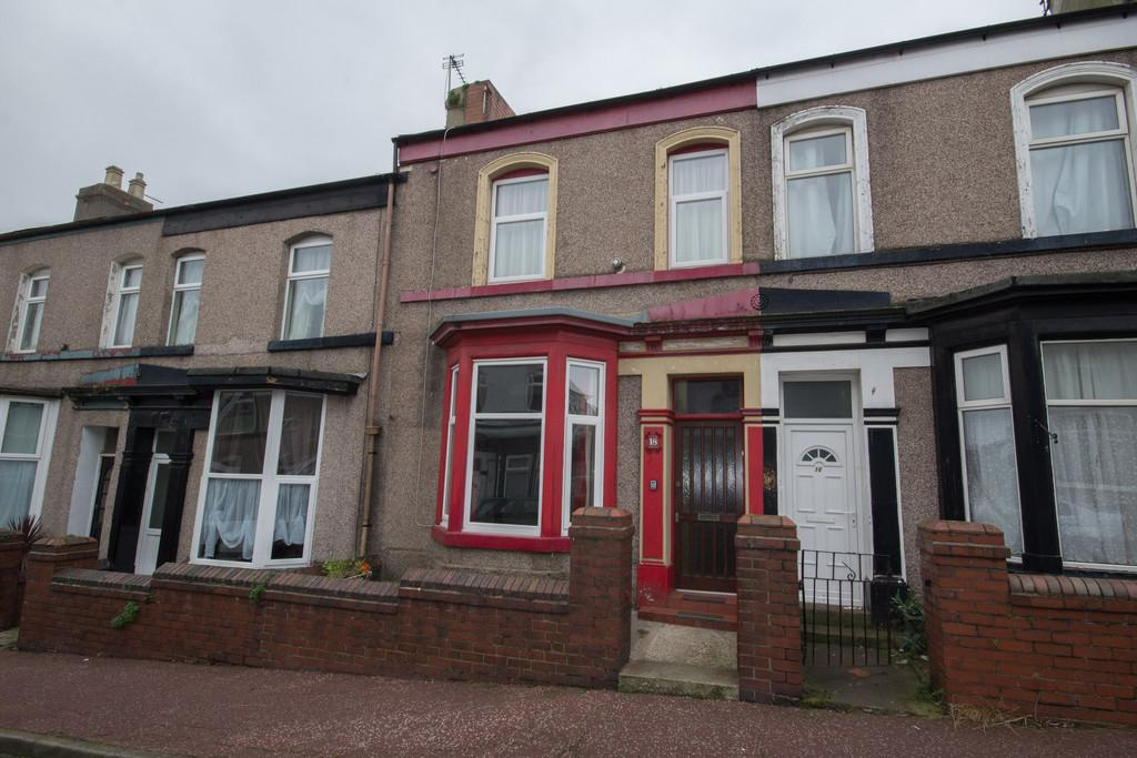 3 Bedrooms Terraced House for sale in Lord Street, Barrow-In-Furness
